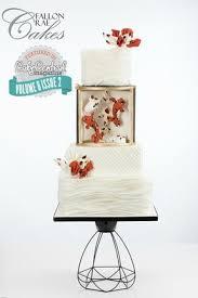 Origami Wedding Cake - fallon cakes home