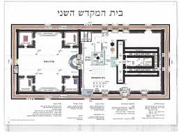 Floor Plan Of by Building The Third Temple The Mitzvah Project