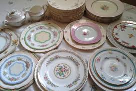 tableware rental offering steeped in tradition a vintage china tableware
