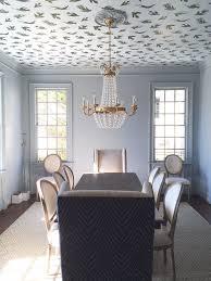 wallpaper for dining room ideas wallpaper dining room best blue floral wallpaper ideas on pinterest