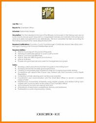 Maintenance Job Description Resume 9 Hostess Job Description Boy Friend Letters