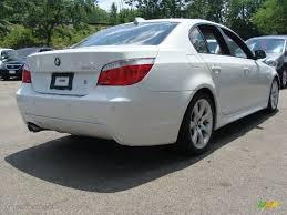 2006 bmw 550i horsepower alpine white 2006 bmw 5 series 550i sedan exterior photo 50226561