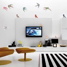 vintage bird vinyl wall stickers by oakdene designs vintage bird vinyl wall stickers