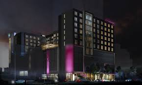 dual brand ac hotels by marriott and moxy hotel breaks ground in atlanta