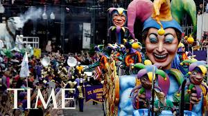 mardi gras by the new orleans mardi gras parade celebrations 2017 time