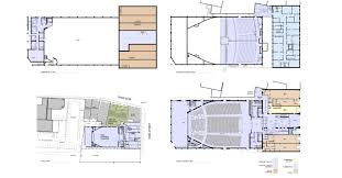 mohawk college floor plan the garden theater entertainment projects thomas douglas