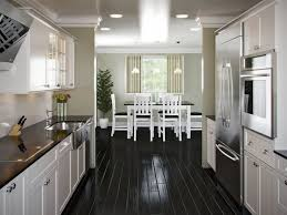 kitchen modern best galley kitchen designs pertaining to plain on