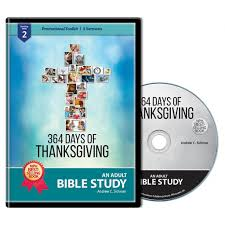 364 days of thanksgiving bible study
