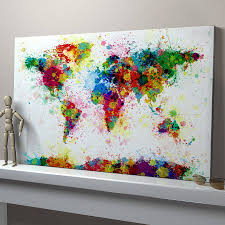 21 easy canvas paintings and techniques to try useful diy