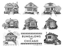 chicago bungalows variations on a theme chicago