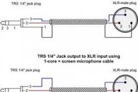 wiring diagram xlr to trs shure beta 58a xlr connector