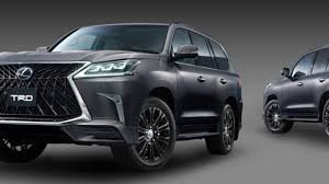 lexus uae lx lexus lx 570 trd grille and body kit youtube