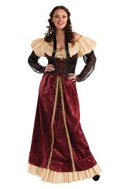 Medieval Halloween Costumes Renaissance Lady Dungeon Damsel Halloween Costume Medieval Dress