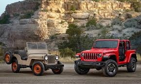 jeep wrangler rubicon offroad 2018 jeep wrangler premieres in los angeles autonxt