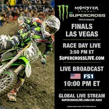 How To Watch Las Vegas Supercross 2017 Dirt Rider