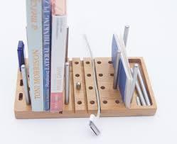 Modular Desk Organizer Modular Desktop Organizer Is A Pegboard For The Desk Apartment