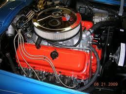 corvette 427 engine pictures of a 1966 427 390 hp corvette engine corvetteforum
