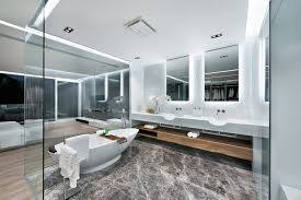 Master Bathroom Design with Modern Master Bathroom Interior Design