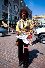 Jimi Hendrix Halloween Costume Disfraces Halloween Grupos Serás El Primero En Morir