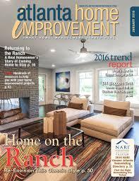 atlanta home improvement 0116 by my home improvement magazine issuu