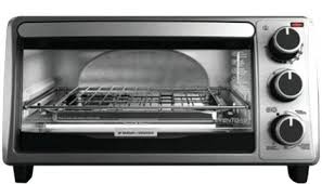 Black And Decker Stainless Toaster Oven Black U0026 Decker 4 Slice Toaster Oven To1303sb Newegg Com