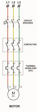 wiring diagram three phase dol starter in blackhawkpartners co