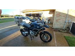 2009 bmw r 1200 gs adventure sachse tx cycletrader com