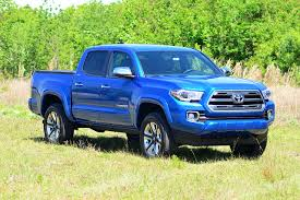 Tacoma Redesign Midsize Trucks 2016 Chevrolet Colorado Vs Toyota Tacoma