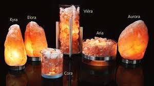Himalayan Salt Lamp Levoit Cora Himalayan Salt Lamp Natural Glow Pink Sea Crystal Rock