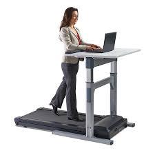 Computer Desk Treadmill Tr5000 Dt7 Treadmill Desk Workplace Partners