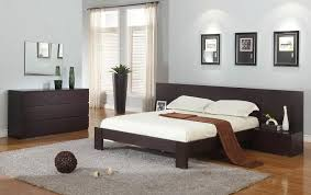 Wenge Bedroom Furniture Lyon Wenge Platform Bedroom Set Buy From Interiors