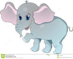 cartoon elephant royalty free stock photo image 11705035