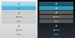 android button style android 4 0 widgets antetype