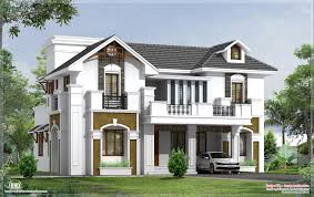 plan 3d villa gascity for