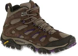 womens boots outdoor merrell moab ventilator mid hiking boots s rei com