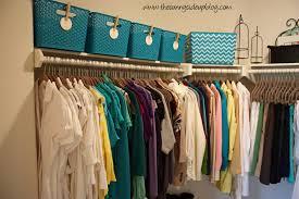organizing shirts in closet master closet organization take two the sunny side up blog