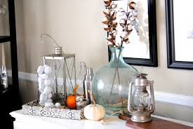 Thrifty Blogs On Home Decor 15 Thrifty Fall Decor Ideas More Dollar Store Decor Making