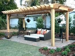 Backyard Patio Cover Ideas Small Backyard With Pergola Amazing Ideas Backyard Pergolas