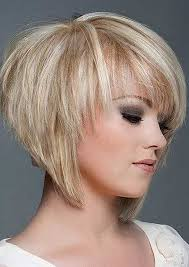 hairstyles lond front short back with bangs short layered haircuts for 2017 products i love pinterest