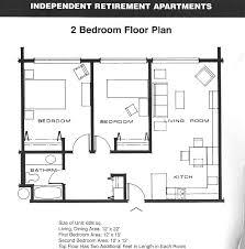 bed simple 2 bedroom floor plans