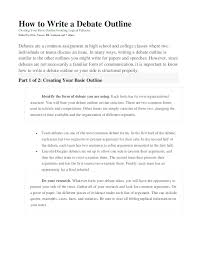 basic outlines how to write a debate outline 1 638 jpg cb 1395061130