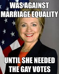 Marriage Equality Memes - war chest of anti clinton memes come and arm yourself album on imgur