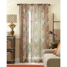Shimmer Sheer Curtains Add A Little Shimmer To Your Sheer With These Rose Blush Panels