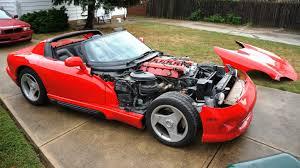Dodge Viper Modified - future collectible 1992 dodge viper rt 10