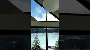 angle top window lutron motorized shades youtube