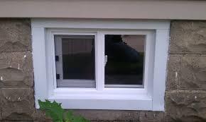 fancy design basement casement window replacement windows