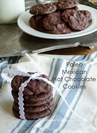 paleo mexican chocolate brownie cookies plus more grain free