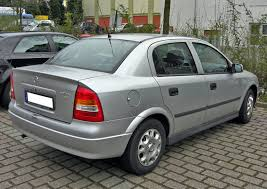 opel astra g wikiwand