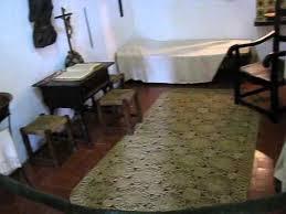 chambre de moine supérieur chartreuse de valldemossa à majorque