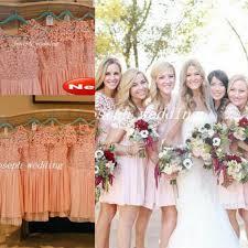 blush peach bridesmaid dresses gallery braidsmaid dress